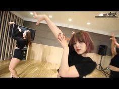 AOA - 사뿐사뿐 (Like a Cat) 안무영상(Dance Practice) Eye Contact ver. <3<3<3
