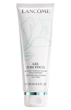 Lancôme+'Gel+Pure+Focus'+Deep+Purifying+Cleanser+for+Oily+Skin+available+at+#Nordstrom