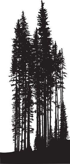 38 new ideas for pine tree tattoo men tatoo Tree Tattoo Back, Tree Tattoo Men, Tree Tattoo Designs, Tattoo Ideas, Tree Tattoos, Pine Tattoo, Tattoo Ribs, Tattoo Forearm, Silhouette Tattoos