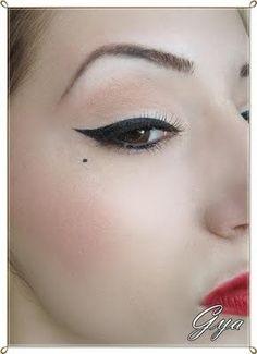 50's makeup http://www.makeupbee.com/look_50s-makeup_12106
