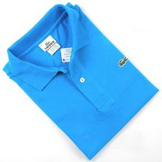 Men's Lacoste Polo  Short Sleeve Shirt ...classic. Totally :)