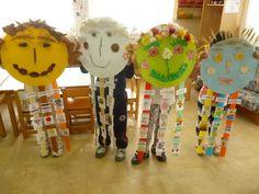 ΕΠΟΧΕΣ Paper Gifts, Fall Crafts, Student, Invitations, Education, Autumn Crafts, Save The Date Invitations, Onderwijs, Learning