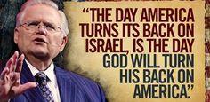 Will John Hagees views on Israel lead America to war?