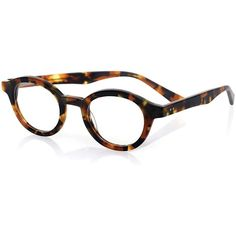 Eyebobs TV Party Acetate Readers (£65) ❤ liked on Polyvore featuring accessories, eyewear, eyeglasses, glasses, sunglasses, matte tortoise, round eye glasses, tortoise shell eyeglasses, round tortoiseshell glasses and tortoiseshell eyeglasses