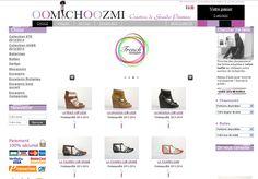 Oomichoozmi : vente en ligne de chaussures
