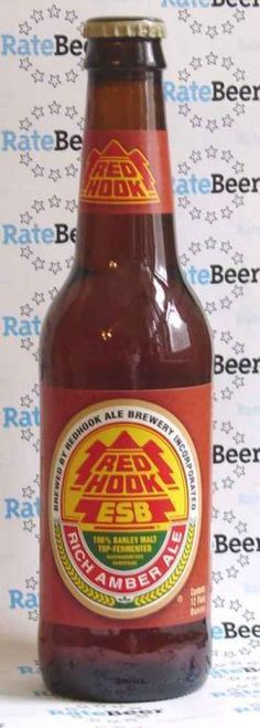 Redhook ESB: Remember when Redhook was brewed in Ballard...and came in a bottle like this.  Good drinking for old times sake.