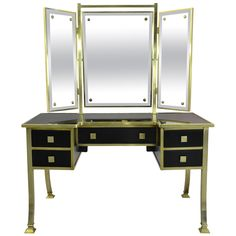 Art Deco Dressing Table c.Late192O's-30's