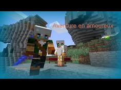 S4 Ep5 | Amoureux | Minecraft | Marc Phénix et Orphea peur des monstres