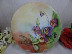 1930s Vintage Hand Painted Artist Signed Bavaria by SecondWindShop, $12.50