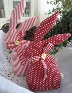 1422956309 446 - 1422956309 446 - idea the world training craft craft diy craft for kids craft no sew craft to sale Rabbit Crafts, Bunny Crafts, Easter Crafts, Sewing Crafts, Sewing Projects, Easter Fabric, Crochet Bunny Pattern, Diy Ostern, Crochet Diy