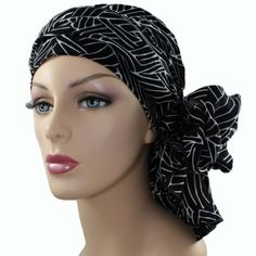 You Can Make Your Own Turban By Wring A Scarf Around Head