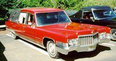 1970 Cadillac Crown Sovereign Landau Hearse by Superior