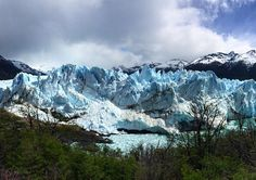 Glacier Moreno || Patagonia  A place that leaves you speechless #glacier #Patagonia #argentina