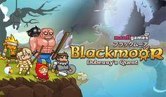 Blackmoor™ una aventura diferente para iOS y Android.