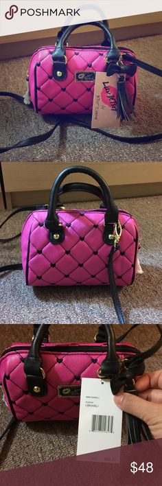 ✨NWT✨Betsey Johnson mini bag Betsey Johnson mini bag. msrp $58. Have any question please let me know.    (0070) Betsey Johnson Bags Mini Bags