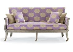 Traditional Settee | Library Sofa from Julian Chichester