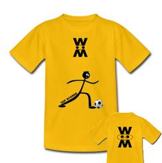 Top scorer t-shirt by watchmatchstyle.com/shop.html