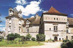 chateau de Cenevieres.