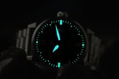 AUTOMATICA ONE Dive Watch by Mansfield Time by Mansfield — Kickstarter Diving, Icons, Watches, Scuba Diving, Clocks, Clock