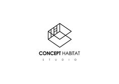 Concept Habitat Studio. Nan Arquitectos Habitats, Career, Concept, Studio, Logos, Decor, Brand Design, Architects, Carrera