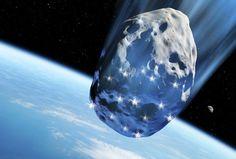 El asteroide 2011 UW-158, contiene 3 mil millones de € en platino y materiales preciosos