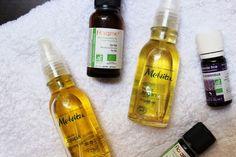 Les huiles essentielles anti-acné — Le Blog Bleu