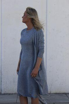Strikk er aldri feil. Denne deilige kjolen og jakken fra Close to my heart er helt herlig å ha på og er anvendelig til alle anledninger. Ny...