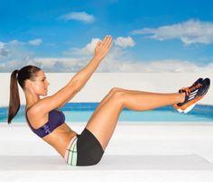 Daca nu ai timp sa mergi la sala, incearca seturile de exercitii de numai cinci minute pentru abdomen si fese. Rezultatele sunt garantate!