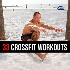 Summer is coming, get beach ready from your own home with these body weight WODS!