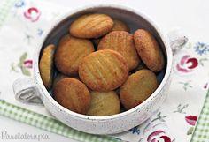 Biscoito 1, 2, 3 - Poucos ingredientes :9