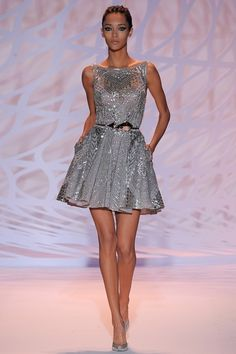 ZUHAIR MURAD AUTUMN / WINTER COLLECTION 2014 / 2015 COUTURE #EZONEFASHION
