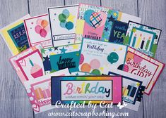 Pocket Card Perfection Blog Hop Birthday Cards, Happy Birthday, Celebrate Good Times, Happy Wishes, Foil Paper, Pocket Cards, Shaker Cards, Close To My Heart, Sympathy Cards