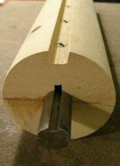 KRT Woodworking - Shop Built Drum Sander