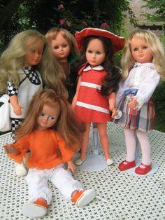 """Articles de zazabelle1 taggés """"bettina"""" - Mes souvenirs d'enfance... - Skyrock.com Madame Alexander, Doll Stuff, Vintage Dolls, Passion, Baby, Life, Antique Dolls, Childhood Memories, Tutorial Sewing"""