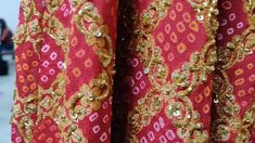 Indian Bridal Outfits, Indian Bridal Lehenga, Indian Bridal Fashion, Designer Bridal Lehenga, Zardosi Embroidery, Couture Embroidery, Embroidery Fashion, Banarasi Lehenga, Lehenga Blouse