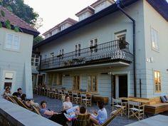 Cafe Hexe Bratislava, Outdoor Decor, Home Decor, Witch, Decoration Home, Room Decor, Interior Design, Home Interiors, Interior Decorating