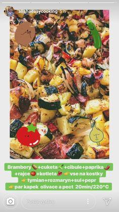možni přidat i mrkev,oéct radši 25 minut Pot Roast, Dairy, Cheese, Ethnic Recipes, Food, Carne Asada, Roast Beef, Eten, Meals