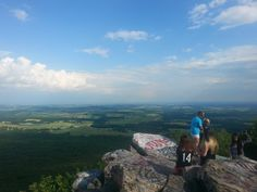 Westsylvania 2014, Day 17: Wind Gap and Bake Oven Knob, Appalachian Trail
