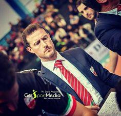 Bentornato Adriano di Pinto! Presto conosceremo da vicino il nuovo coach di casa biancazzurra #VolleyPotentino #PotenzaPicena #SerieA2UnipolSai #LegaVolley #MarcheVolley #Fipav #passionebiancazzurra