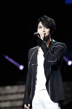 JYJ's Jaejoong kicks off solo fan meet tour in China