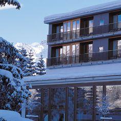 Laudinella-St. Moritz Hotel