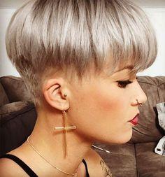Mandy Kay Bart Short Hairstyles - 1