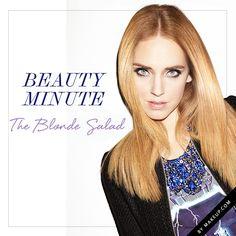 The Blonde Salad shares her beauty secrets!