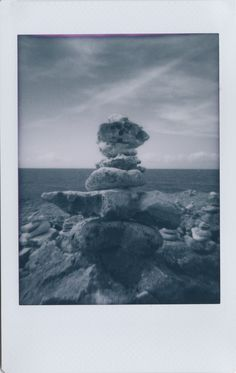 Black and White Instax Mini 8. Taken on Lomo'Instant Automat. Part of the Cairns Collection.