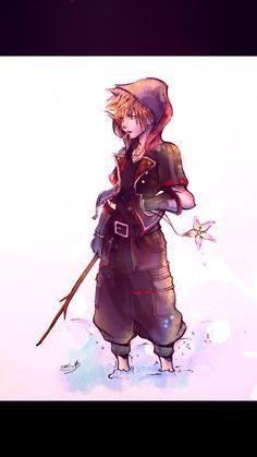 Sora dearly beloved kh3 by Arumy.deviantart.com on @DeviantArt