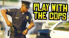 GTA 5 - HOW TO PLAY WITH THE COPS IN GTA ONLINE! (Tips, Tricks & Secrets)