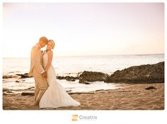 Turtle Bay Resort Wedding   Creatrix Photography #internationalphotographer #emotions #happy #sunlight #hawaii