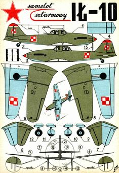 IL-10 Paper Plane