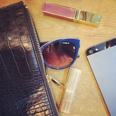 Necessary accessories | #vogueeyewear #stylemiles #fashion #beauty #sunglasses #inspiration