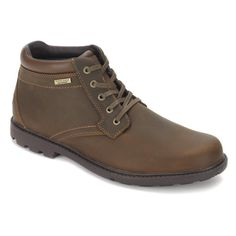 release date 82243 f4d74 Rockport Men s Rugged Bucks Waterproof Boot Ankle  fashion  clothing  shoes   accessories